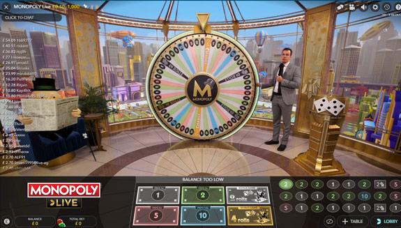 Monopoly Live Strategy