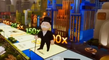 Mr Monopoly lands on Mayfair