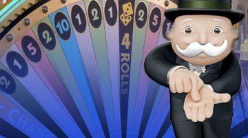 Monopoly Live 4 Rolls Bonus Round