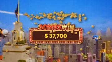 Monopoly Live bonus round win